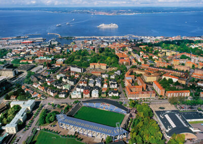Stadförnyelse i Helsingborg, H+