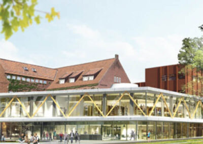 LUX, Lunds universitets humanist- och teolog­centrum